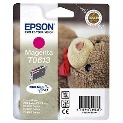 EPSON Ink Cartridge T0613 Magenta EPSON Dimex.gr-Αναλώσιμα Υπολογιστών,Γραφική ύλη,Μηχανές Γραφείου