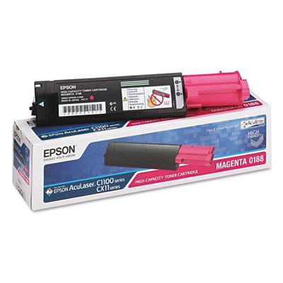 EPSON Toner Cartridge S050188 Magenta EPSON Dimex.gr-Αναλώσιμα Υπολογιστών,Γραφική ύλη,Μηχανές Γραφείου
