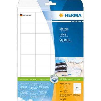 Ετικέττες Premium 48,3Χ33,8 4200 25 Sheets Herma Dimex.gr-Αναλώσιμα Υπολογιστών,Γραφική ύλη,Μηχανές Γραφείου