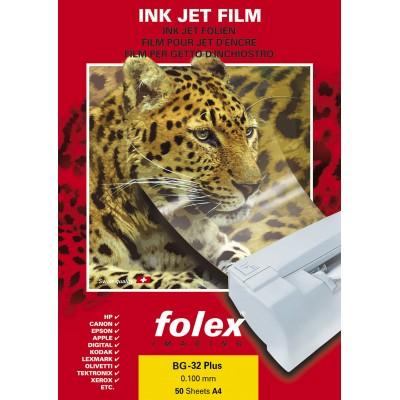 Διαφάνειες Folex Inkjet Α4 BG-32 Plus 50 Sheets ΔΙΑΦΑΝΕΙΕΣ ΕΚΤΥΠΩΤΩΝ Dimex.gr-Αναλώσιμα Υπολογιστών,Γραφική ύλη,Μηχανές Γραφείου