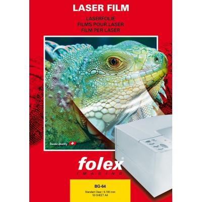 Διαφάνειες Folex Laser Mono Α4 BG-64 50 Sheets ΔΙΑΦΑΝΕΙΕΣ ΕΚΤΥΠΩΤΩΝ Dimex.gr-Αναλώσιμα Υπολογιστών,Γραφική ύλη,Μηχανές Γραφείου