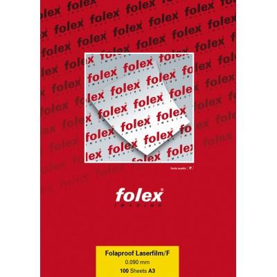 Αδιάσταλτο Folex Folaproof Laserfilm F A3 100 Sheets ΔΙΑΦΑΝΕΙΕΣ ΕΚΤΥΠΩΤΩΝ