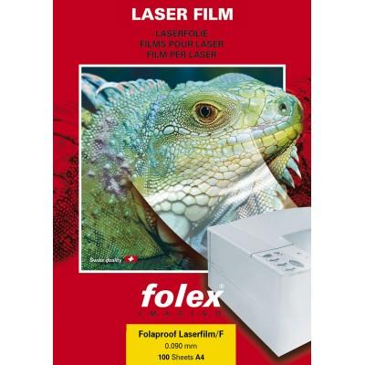 Αδιάσταλτο Folex Folaproof Laserfilm F A4 100 Sheets ΔΙΑΦΑΝΕΙΕΣ ΕΚΤΥΠΩΤΩΝ