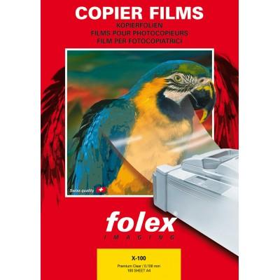Διαφάνεις Folex Copier Mono Clear Α4 Χ-100 100 Sheets ΔΙΑΦΑΝΕΙΕΣ ΕΚΤΥΠΩΤΩΝ