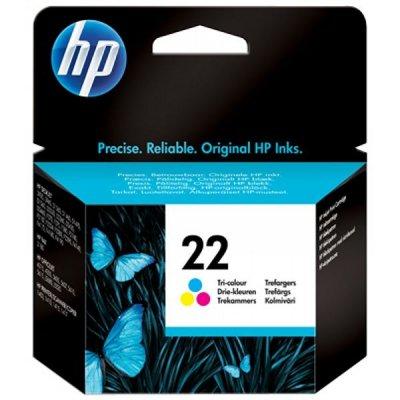 HP Ink Cartridge No22 (C9352A) Tri-Colour HP Dimex.gr-Αναλώσιμα Υπολογιστών,Γραφική ύλη,Μηχανές Γραφείου