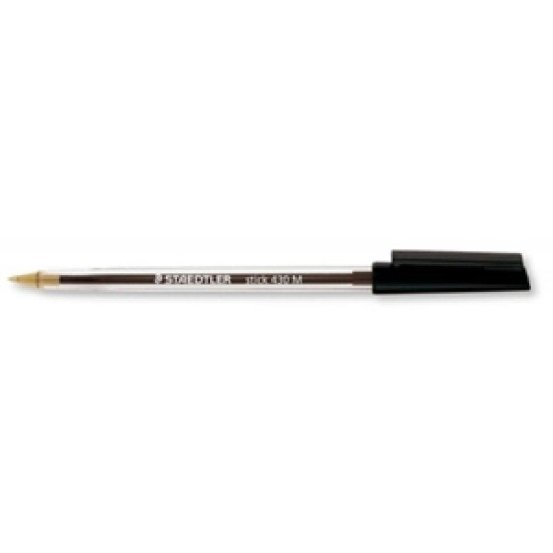 Στυλό STEADTLER Stick 430M 1.00mm ΣΤΥΛΟ Dimex.gr-Αναλώσιμα Υπολογιστών,Γραφική ύλη,Μηχανές Γραφείου