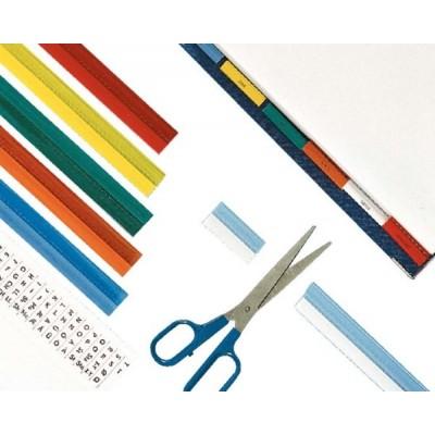 Καβαλλάρηδες πλαστικοί Esselte 20cm 5pcs ΣΕΛΙΔΟΔΕΙΚΤΕΣ Dimex.gr-Αναλώσιμα Υπολογιστών,Γραφική ύλη,Μηχανές Γραφείου