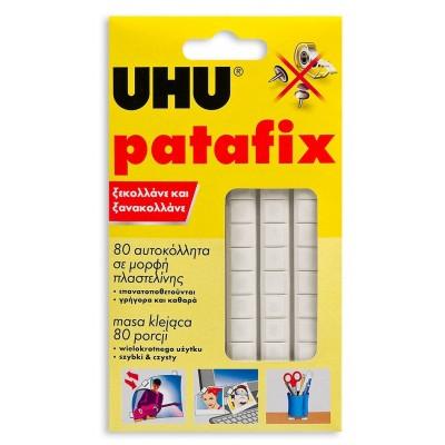 Κόλλα UHU TAC Patafix 80psc ΚΟΛΛΕΣ