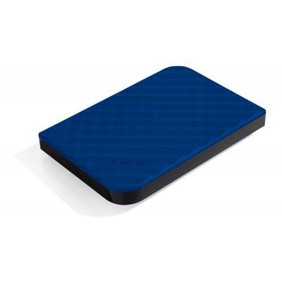 Verbatim Store 'n' Go 1TB External USB 3.0 Blue ΣΚΛΗΡΟΙ ΔΙΣΚΟΙ