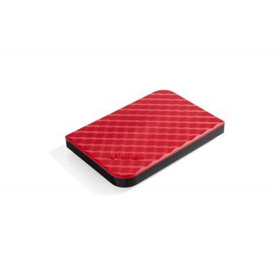 Verbatim Store 'n' Go 1TB External USB 3.0 Red ΣΚΛΗΡΟΙ ΔΙΣΚΟΙ