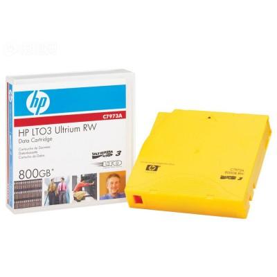 Tape HP LTO3 Ultrium 800GB C7973A DATA CARTRIDGES