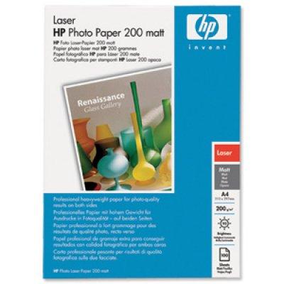 Paper HP Laser Matte Α4 200gr Q6550A 100 Sheets HP