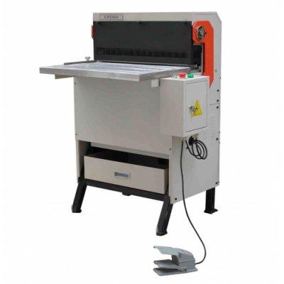 Mηχανες βιβλιοδεσιας - Μηχανή Διάτρησης Ηλεκτρική με Εναλλαγή Μαχαιριών Super 600 ΜΗΧΑΝΕΣ ΒΙΒΛΙΟΔΕΣΙΑΣ ΣΠΙΡΑΛ