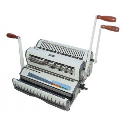 Mηχανες βιβλιοδεσιας - Μηχανή Συρμάτινου Διπλού Σπιράλ Wiremac 3:1 & 2:1 ΜΗΧΑΝΕΣ ΒΙΒΛΙΟΔΕΣΙΑΣ ΣΠΙΡΑΛ