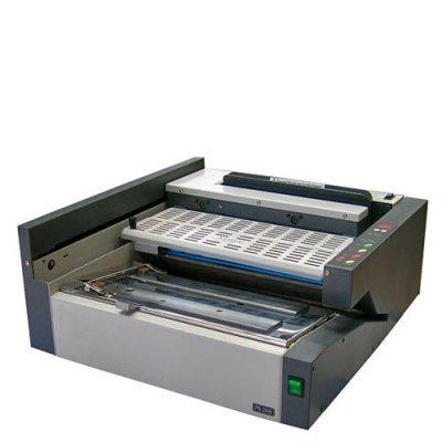Mηχανες βιβλιοδεσιας - Μηχανή ηλεκτρική Θερμοκόλλησης PB-2000 ΜΗΧΑΝΕΣ ΒΙΒΛΙΟΔΕΣΙΑΣ ΜΕ ΘΕΡΜΟΚΟΛΛΗΣΗ