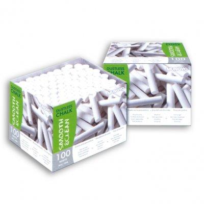 Κιμωλίες Λευκές Dustless 100pcs Πίνακες Κιμωλίας Dimex.gr-Αναλώσιμα Υπολογιστών,Γραφική ύλη,Μηχανές Γραφείου