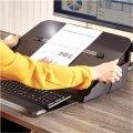 Αναλόγιο Fellowes Hana™ Document / Writing Slope - Black 8055701 Αναλόγια Dimex.gr-Αναλώσιμα Υπολογιστών,Γραφική ύλη,Μηχανές Γραφείου