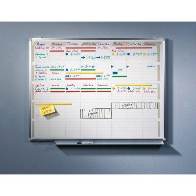 Πίνακες μαρκαδόρου - Πλανόγραμμα Legamaster Professional Εβδομαδιαίο 90x120cm 409000 Πίνακες Πλανογράμματα