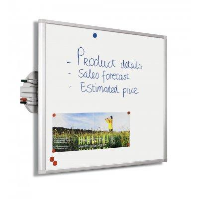 Πίνακες μαρκαδόρου - Πίνακας Legamaster Dynamic 60x90cm 100943 Πίνακες Μαγνητικοί Διαστάσεως έως 100cm