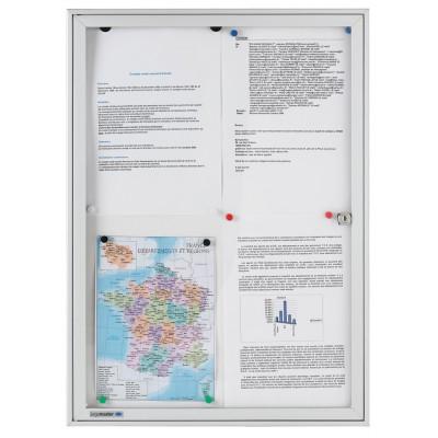 Βιτρίνα Ανακοινώσεων Legamaster Economy 33,8x25,1cm 631732 Πίνακες Βιτρίνες Ανακοινώσεων