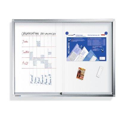 Βιτρίνα Ανακοινώσεων Legamaster Professional 90x120cm 630054 Πίνακες Βιτρίνες Ανακοινώσεων
