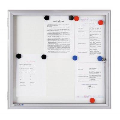 Βιτρίνα Ανακοινώσεων Legamaster Premium Outdoor 69,2x51,8cm 630636 Πίνακες Βιτρίνες Ανακοινώσεων