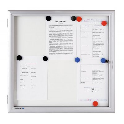 Βιτρίνα Ανακοινώσεων Legamaster Premium Outdoor 98,9x94,0cm 630645 Πίνακες Βιτρίνες Ανακοινώσεων