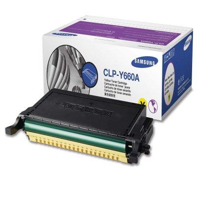 SAMSUNG Toner Cartridge CLPY660A (ST953A) Yellow SAMSUNG Dimex.gr-Αναλώσιμα Υπολογιστών,Γραφική ύλη,Μηχανές Γραφείου