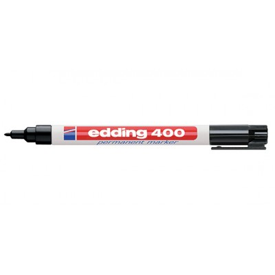 Μαρκαδόρος EDDING Permanent 400 1.0mm Μαρκαδόροι Επαγγελματικής Επισήμανσης