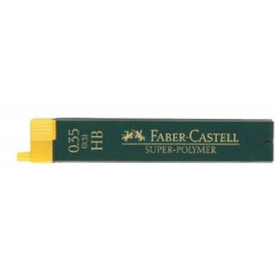 Μύτες Faber Castell 0.3 HB Μύτες Μηχανικών Μολυβιών