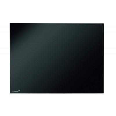 Πίνακες μαρκαδόρου - Πίνακας Legamaster Glassboard 40x60cm Black Πίνακες Μαγνητικοί Γυάλινοι (Glassboard)