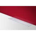 Πίνακας Legamaster Glassboard 60x80cm Red 104743 Πίνακες Μαγνητικοί Γυάλινοι (Glassboard)