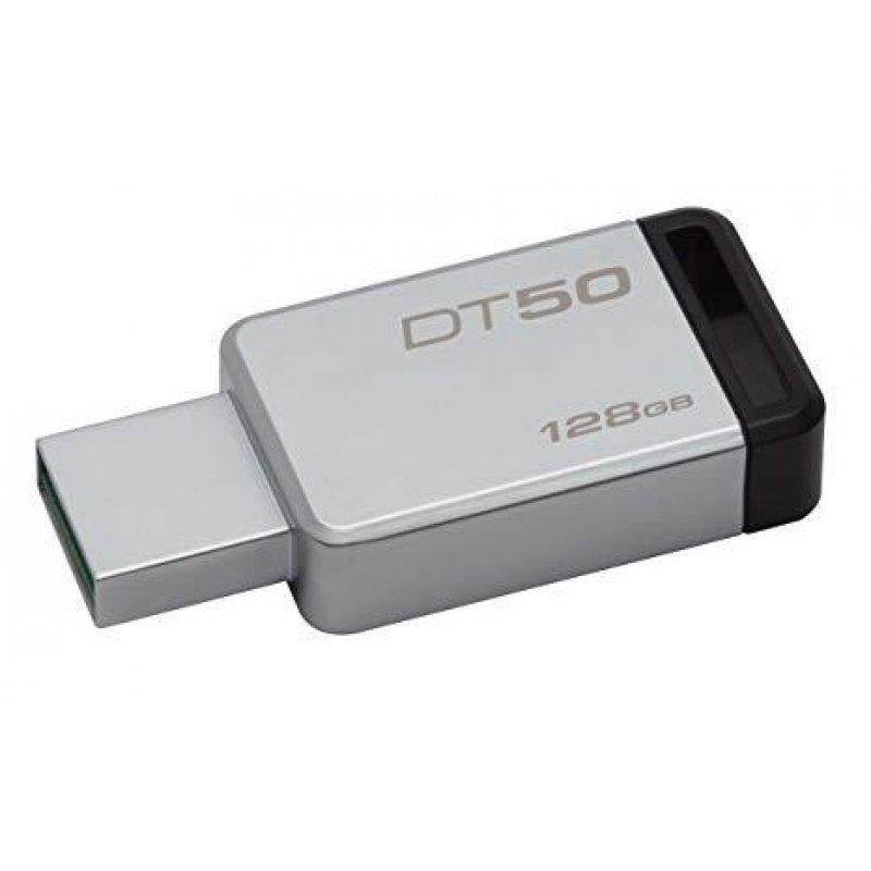 Memory USB Kingston Data Travel 50 3.0 128GB ΜΝΗΜΕΣ USB Dimex.gr-Αναλώσιμα Υπολογιστών,Γραφική ύλη,Μηχανές Γραφείου