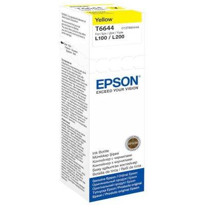 EPSON Ink Cartridge T6644 Yellow EPSON Dimex.gr-Αναλώσιμα Υπολογιστών,Γραφική ύλη,Μηχανές Γραφείου