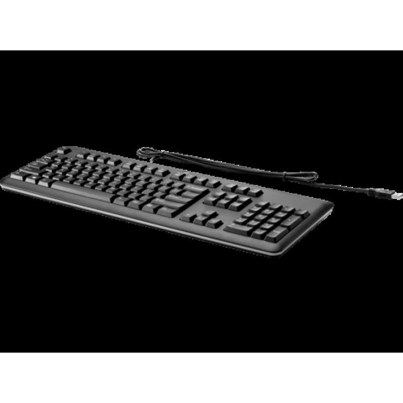 Keyboard HP USB Wired ΠΛΗΚΤΡΟΛΟΓΙΑ
