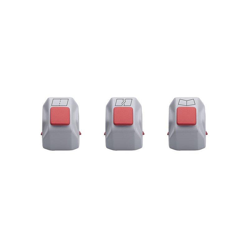 Σετ με 3 κεφαλές κοπής για το μοντέλο Trimmer Hobby 508  Trimmer Dimex.gr-Αναλώσιμα Υπολογιστών,Γραφική ύλη,Μηχανές Γραφείου