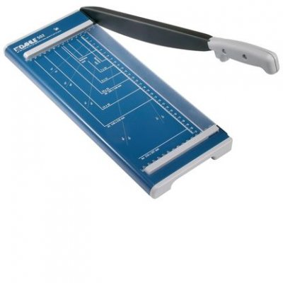 Kοπτικα χαρτιου - Κοπτικό Guillotine Dahle 502 320mm 8Φ. Γκιλοτίνες