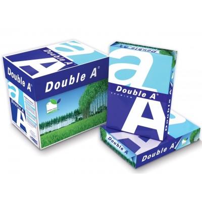 Φωτ/κο χαρτί Α4 80g Double A 500 Φύλλα ΦΩΤΟΑΝΤΙΓΡΑΦΙΚΑ ΧΑΡΤΙΑ